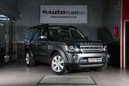 2015 Land Rover Discovery SCV6 SE