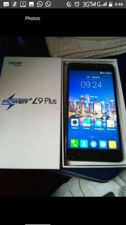 Few days old Tecno l9 plus for swap with an infinix note 4 Warri South - image 1