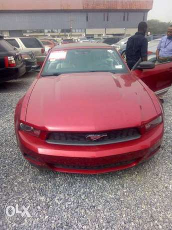 Super Charged Ford Mustang 2013 model Ikeja - image 2