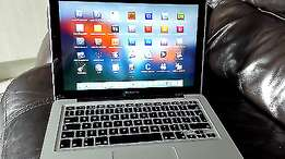"""Macbook pro 13"""" 2011 model i5 for sale in excellent clean condition."""