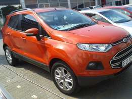 Ford ECO Sport 1.5 Trend TDCI