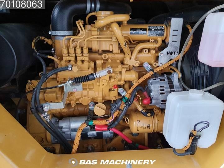 Caterpillar 308E 3 buckets - German dealer machine - 2012 - image 10