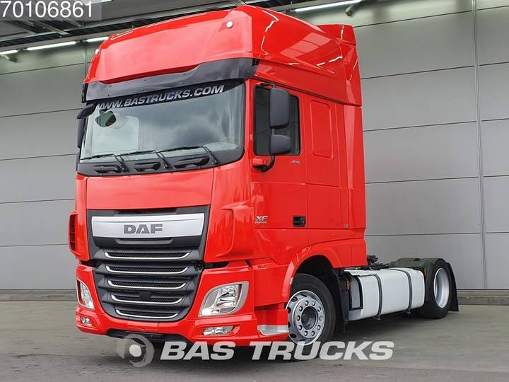 DAF XF 460 SSC 4X2 Mega Euro 6 - 2014