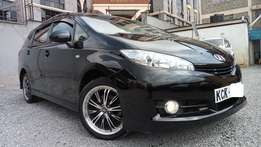 Toyota Wish Very clean