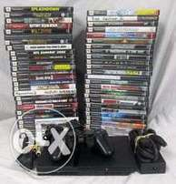 PS2 wit churp35LATEST games 320GB Harddrive