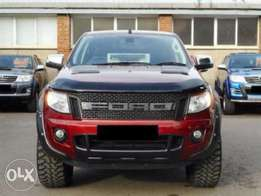 Ready to Import: LIMITED Ford Ranger Manual 2015. Raptor Body Kit.