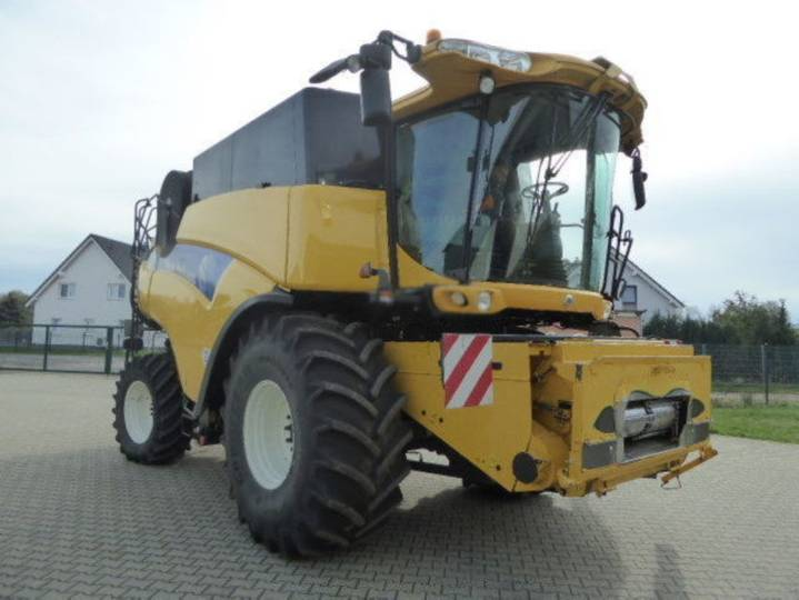 New Holland cr9070 - 2008