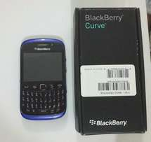 BlackBerry Curve 9320 (Blue) For Sale
