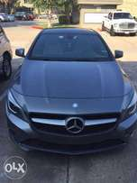 Super clean CLA 250 Mercedes-BEN 2016 Lagos cleared
