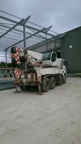 68 tons crane for rent Gwarinpa - image 5