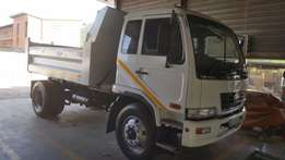 UD85 Tippers (2010 Model) 2x Units Available Quote Ref. 629
