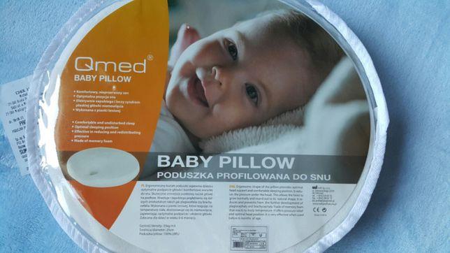 c71ca0ff03a681 Poduszka Qmed Baby Pillow (0-6m) dla niemowlat. Międzyrzec Podlaski - image