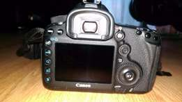 canon 5D mark 3 with a 24-70mm lens