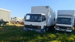 Mercedes Benz 8T Truck For Sale