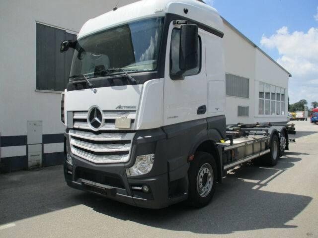 Mercedes-Benz Doppelachse 6x4 axle for  Actros Arocs truck - 2017