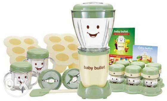 The Baby Bullet(by Nutribullet) (Makes baby food fast) Nairobi CBD - image 1