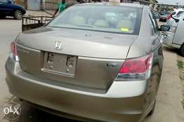 Honda accord Tokunbo for sale