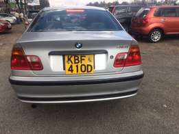 BMW 318i M43 Engine Well maintained car just buy and drive on offer