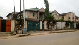Strategically located 7bedrooms semi detached duplex for sale