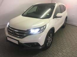 Honda CRV 2.2 CRDI Exclusive Manual