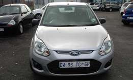 Ford Figo 1.2 Colour Silver Model 2014 5 Door Factory A/C & CD Player