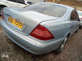 Mercedes S 320 class for sale