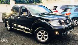 Nissan navara double cabin diesel at 2,399,999