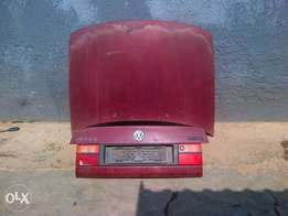 jetta3 bonnet and boot lid