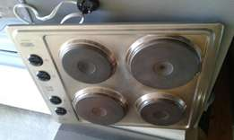 Defy silver hob only size 600