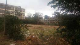 Half acre commercial land for sale in Ngong town