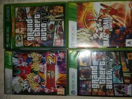 4xXbox360 Games All For R500