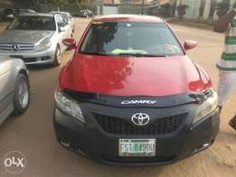 Toyota Camry 2008 sport edition