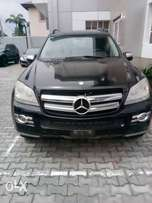 Registered 2009 Mercedes-Benz GL 450