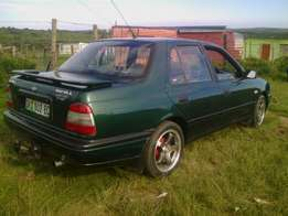Hi am selling Sentra, very good condition the car is clean.