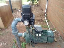 1.5hp surface pump with automatic control