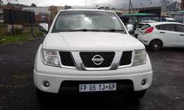 Nissan Navara 1.5dci Model 2015 5 Door Colour White Factory A/C&MP3 Pl