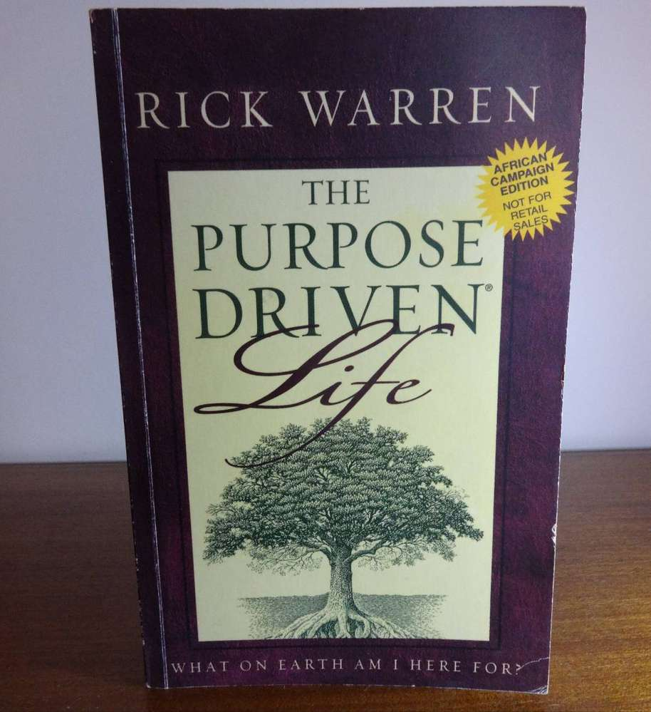 Cars Bakkies For Sale: The Purpose Driven Life By Rick Warren