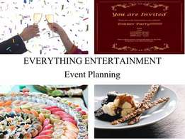 Everything Entertainment Event Planning