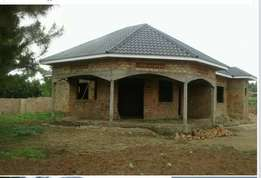 Shell house on 100*100ft plot in busabala lake view