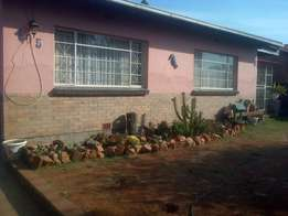 huis te koop of to swap in Randfontein