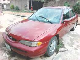 Ford contour strong durable