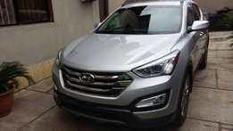 Hyundai Santa Fe 2014 Regd (Bought Brand New)