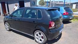 Volkswagen polo 1.8 gti, sunroof, Cloth Upholstery, Hatch Back,