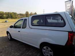 2012 Nissan NP200 1.6 8V Base + AC Safety ICE,