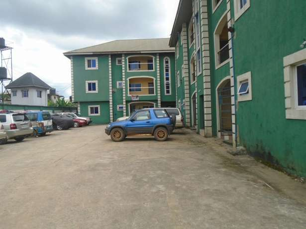 A 2 bedroom flat at Rukpokwu by primary school Port Harcourt - image 1