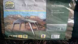 Camp Master PVC Gazebo 3,5 W and 2,15 H