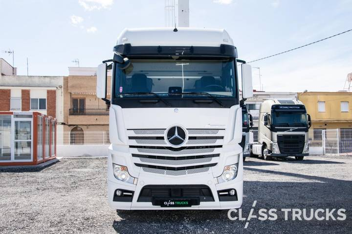 Mercedes-Benz Actros 1848 LS 4x2 BigSpace RETARDER, Side Skirt - 2017 - image 2