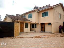 4 bedroom corner house with 2 sqs in south b 80k