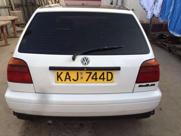 Manual & Clean VW Golf MK3 BuruBuru - image 2