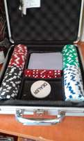 Poker set for sale